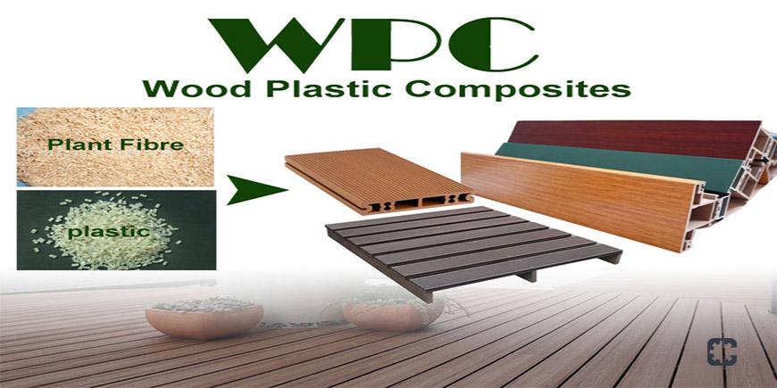 کامپوزیت چوب پلاستیک